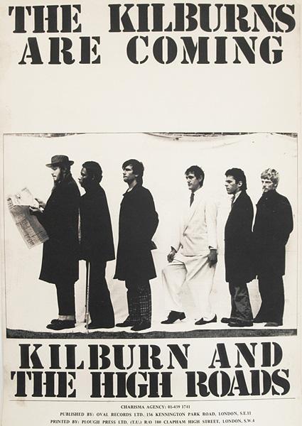1973 Tour Poster
