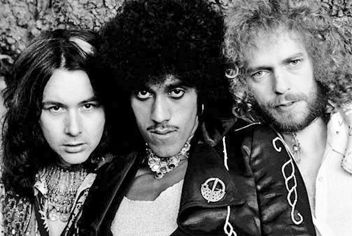 The Thin Lizzy line-up that played The Halcyon